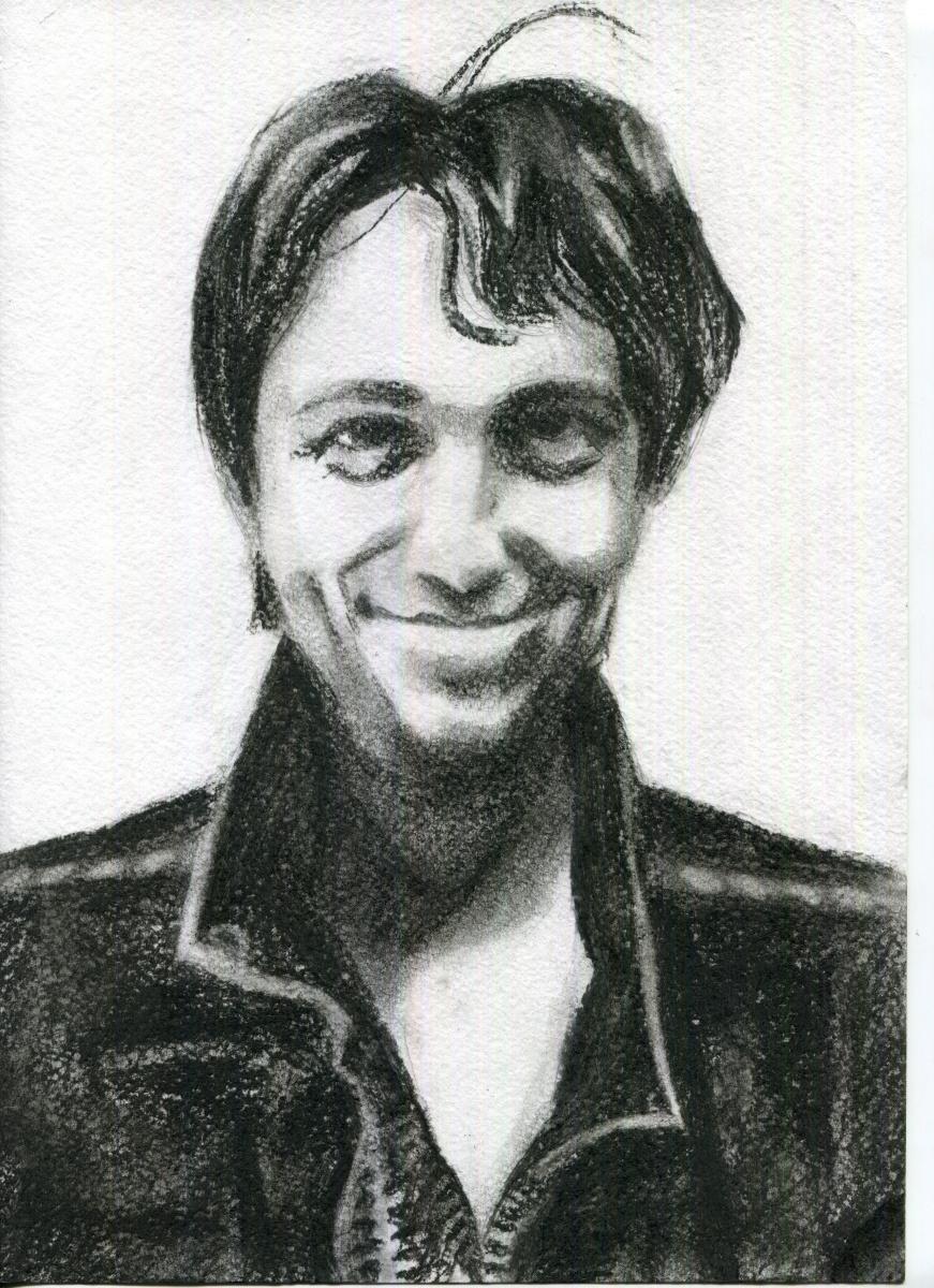 Портрет Сергея Курехина (VI/2021)