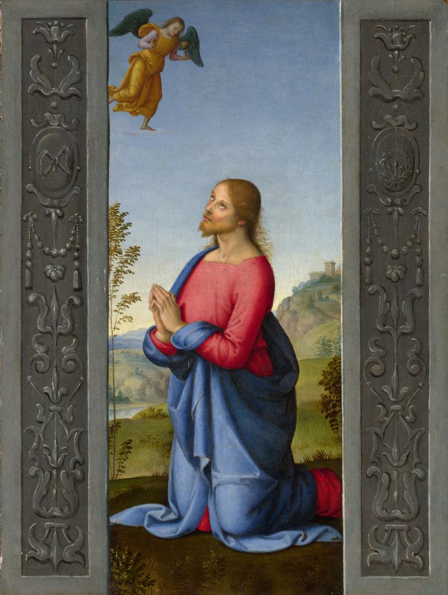 Ло Спагна. Христос в Гефсиманском саду