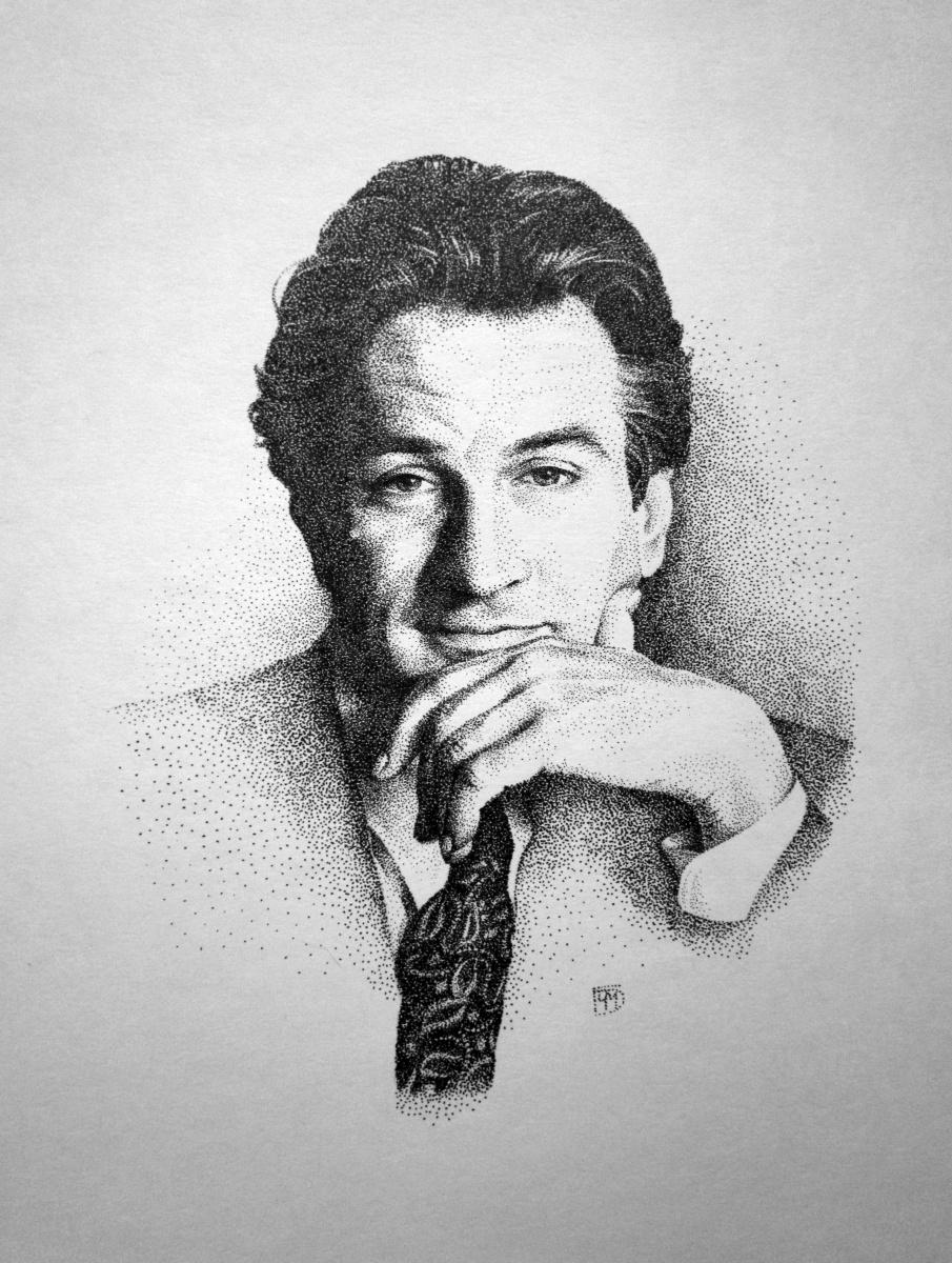 Maria Alexandrovna Chernova. Robert De Niro