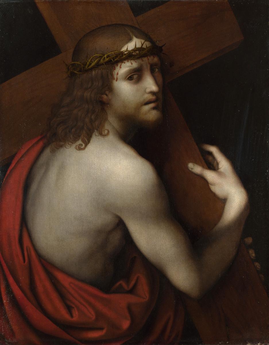 Гиампиетрино. Несение креста своего