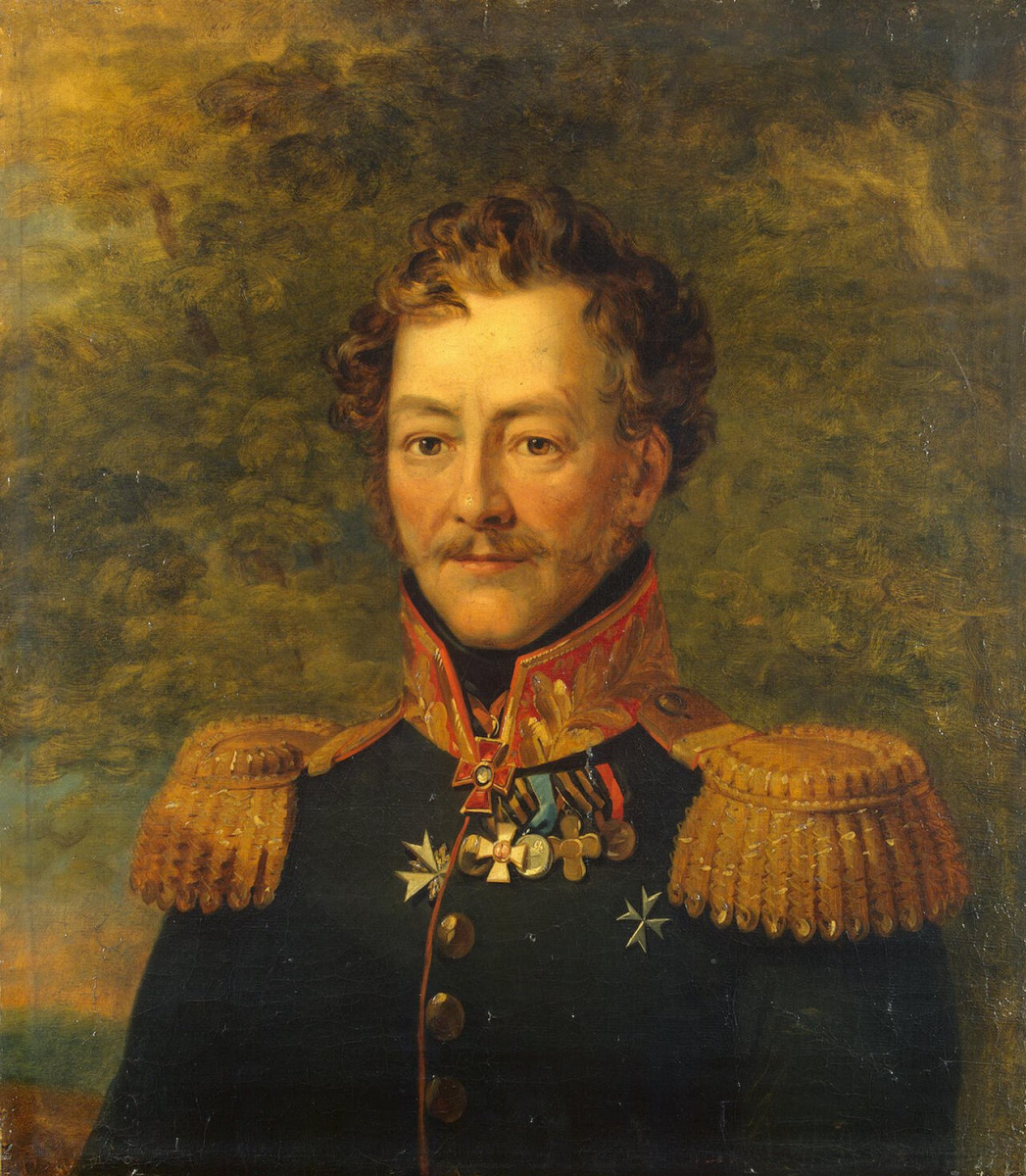 Джордж Доу. Портрет Ивана Андреевича Аргамакова