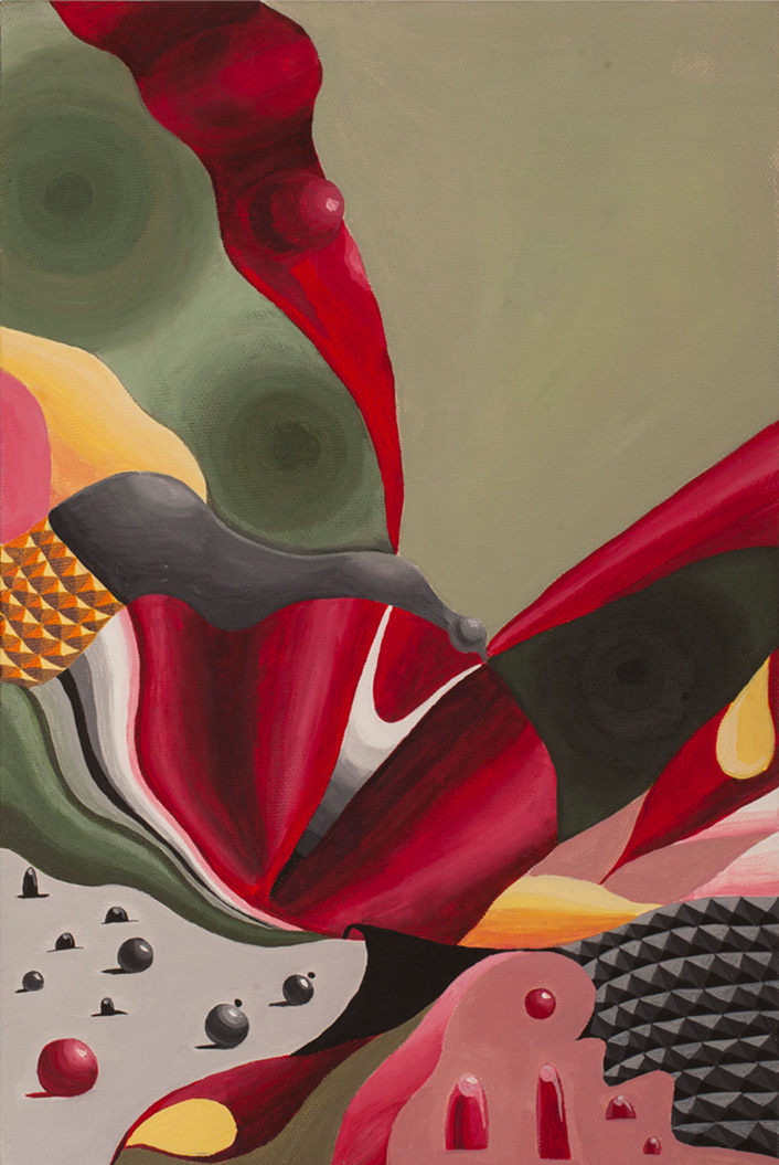 "Irina Shumskaya. Painting ""Flight of the Butterfly"" Irina SHUMSKAYA"