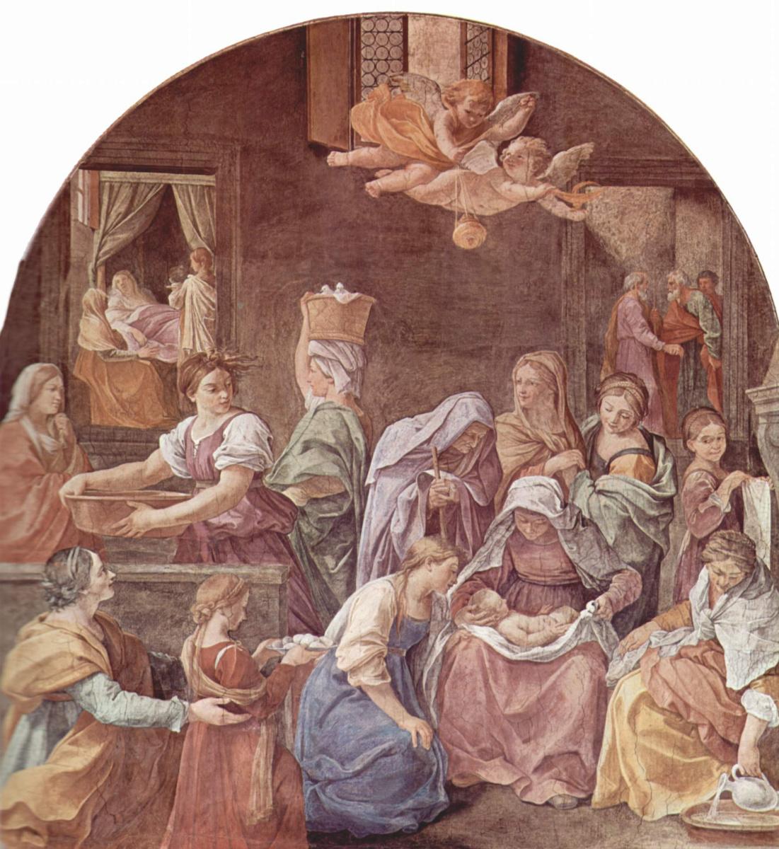 Guido Reni. Christmas Mary