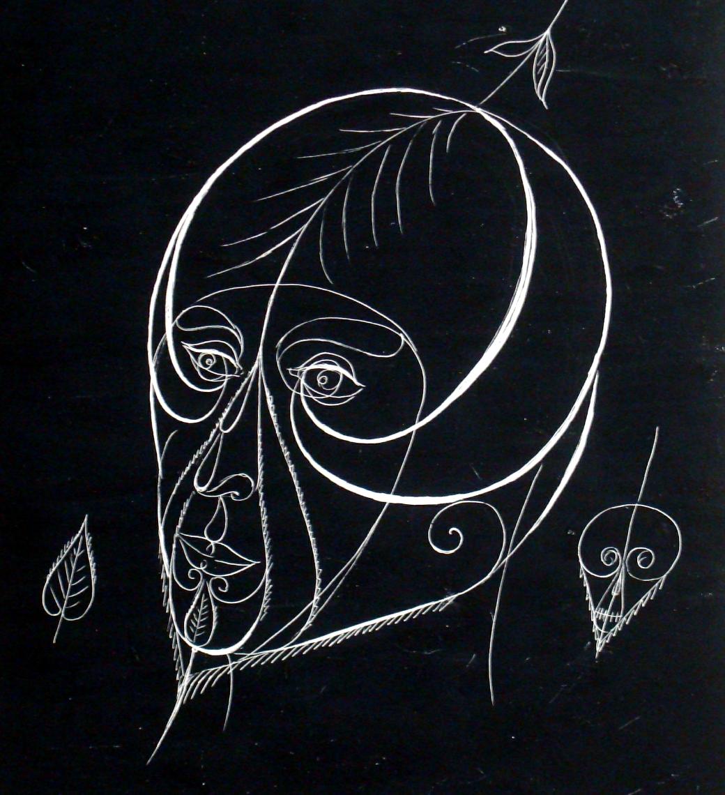 Vladimir Petrovich Chernov. Thinking leaf