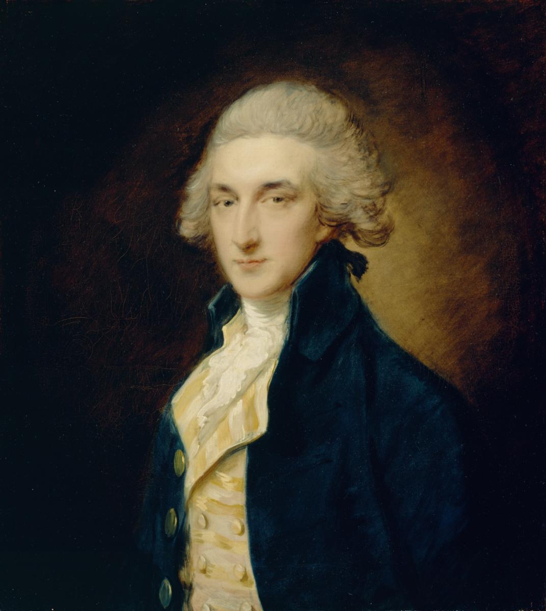 Thomas Gainsborough. Sir John Edward Swinburne