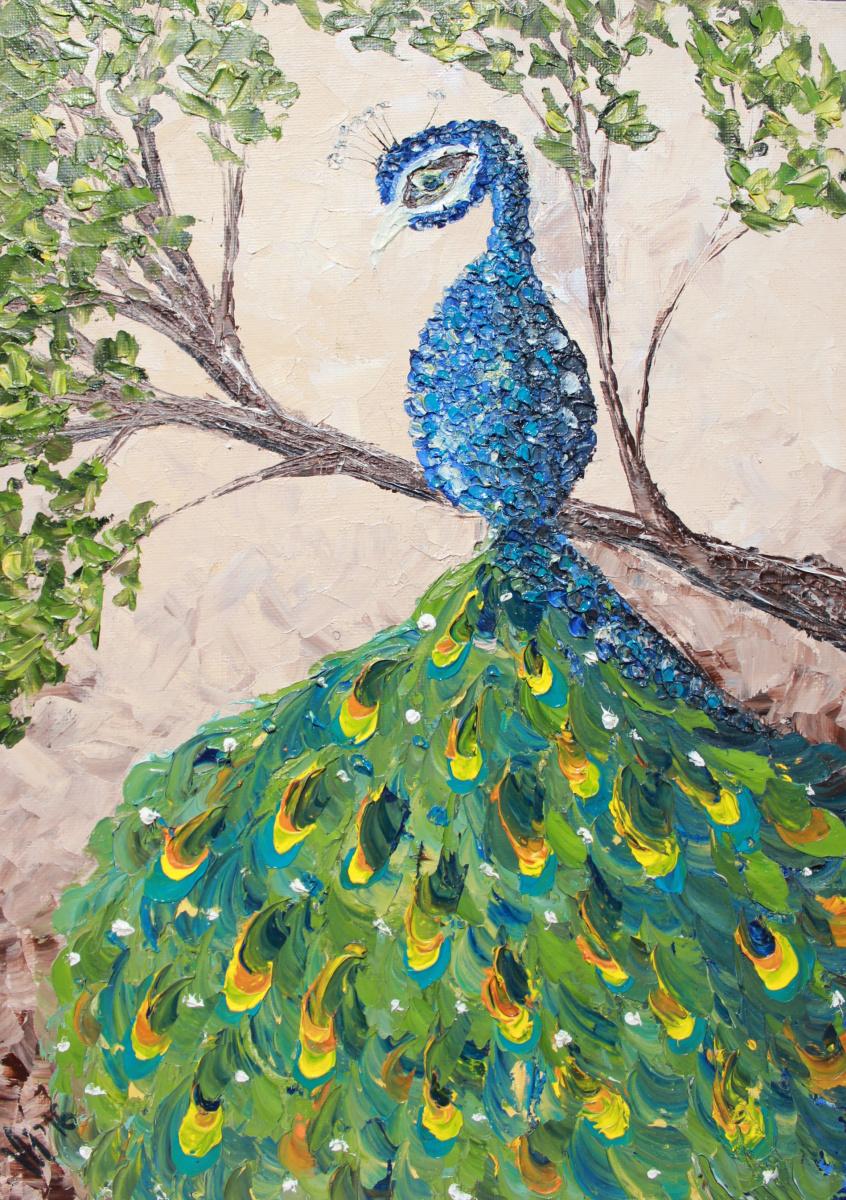 Вера Александровна Холмогорова. Птица счастья