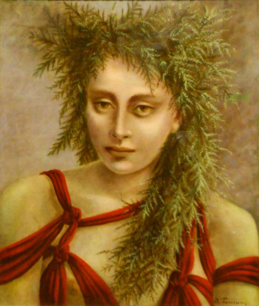 Доротея Таннинг. Дейдра