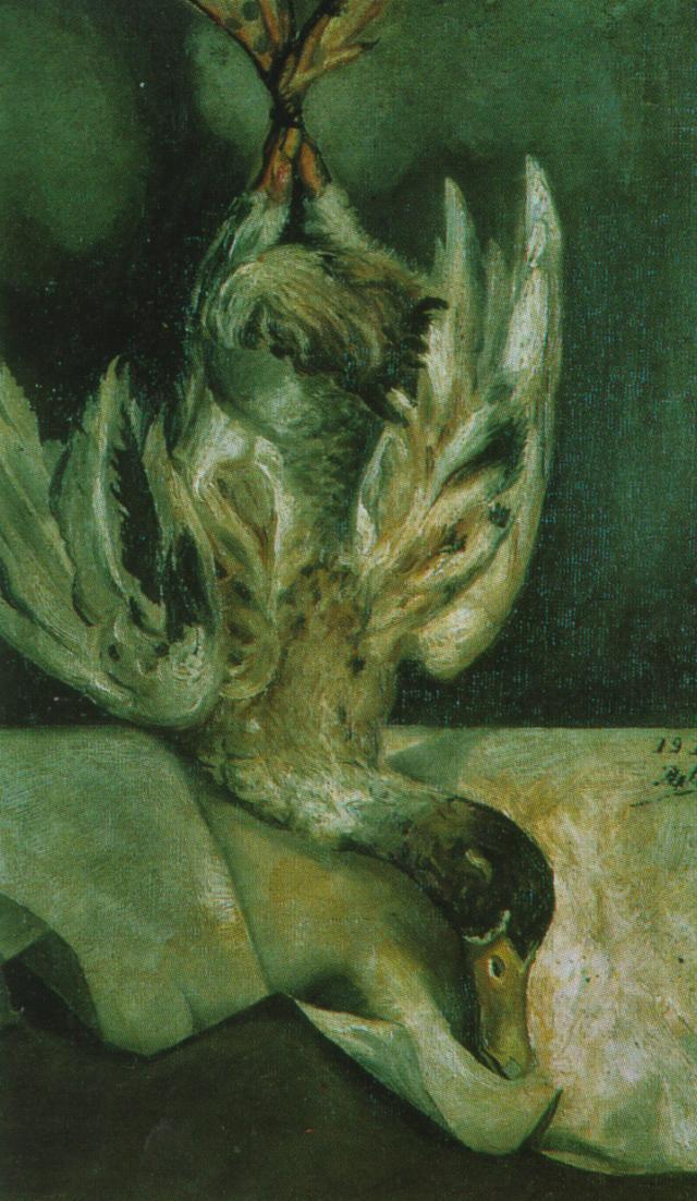Salvador Dali. Duck
