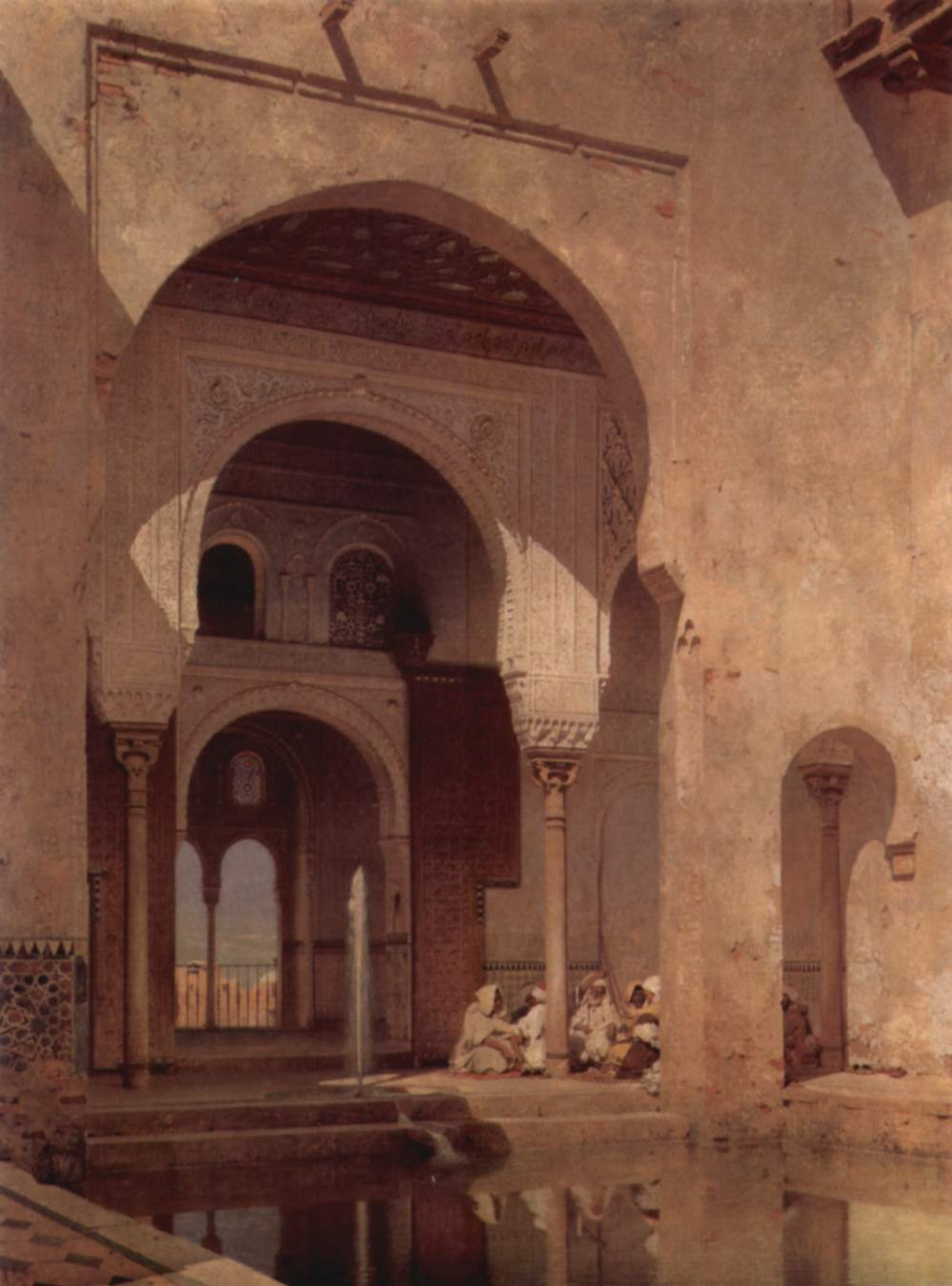 Adolf Soll. Alhambra