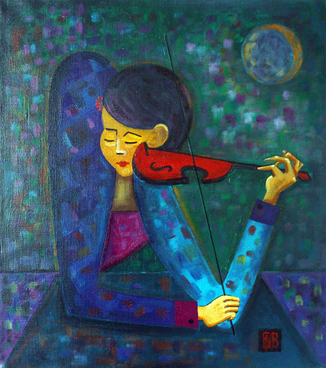 Igor Veniaminovich Bondarenko. Moonlight Sonata