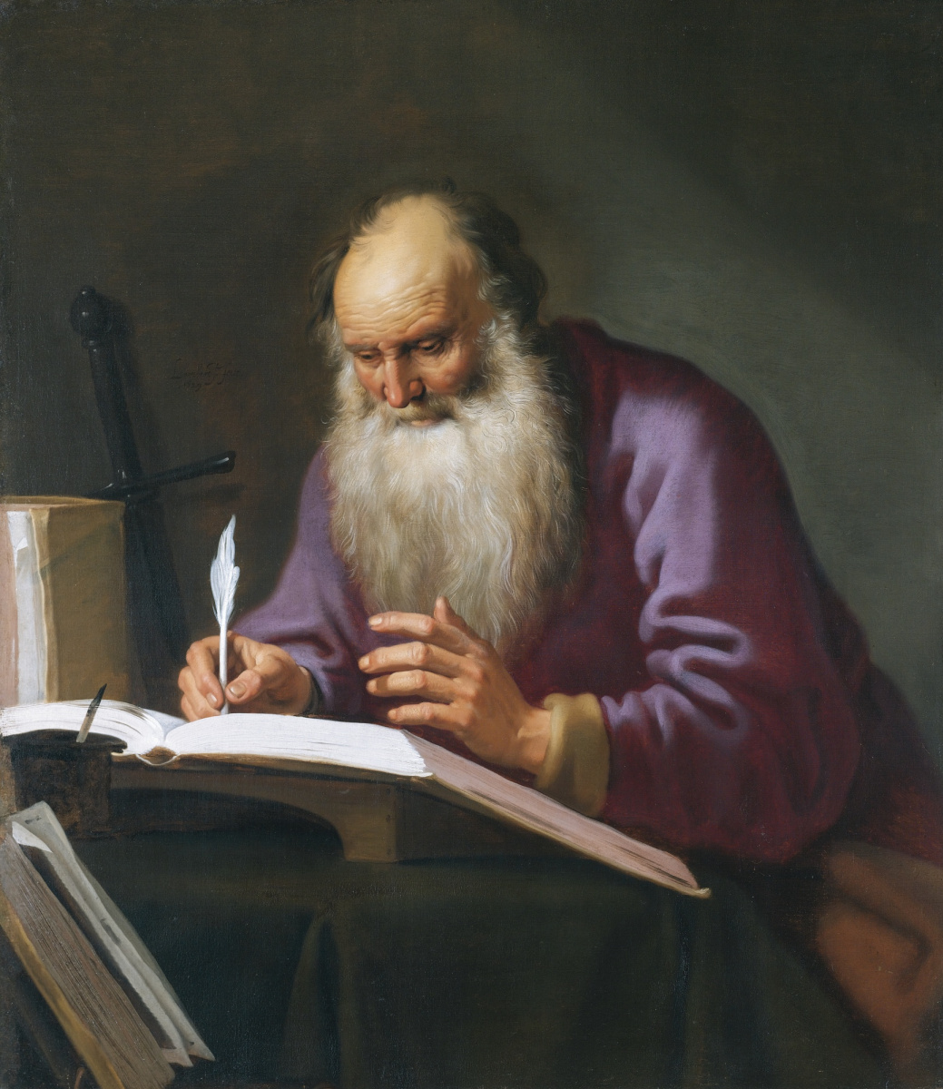 essays on apostle paul An analytical synopsis of the apostle paul and romans, chapter 10.