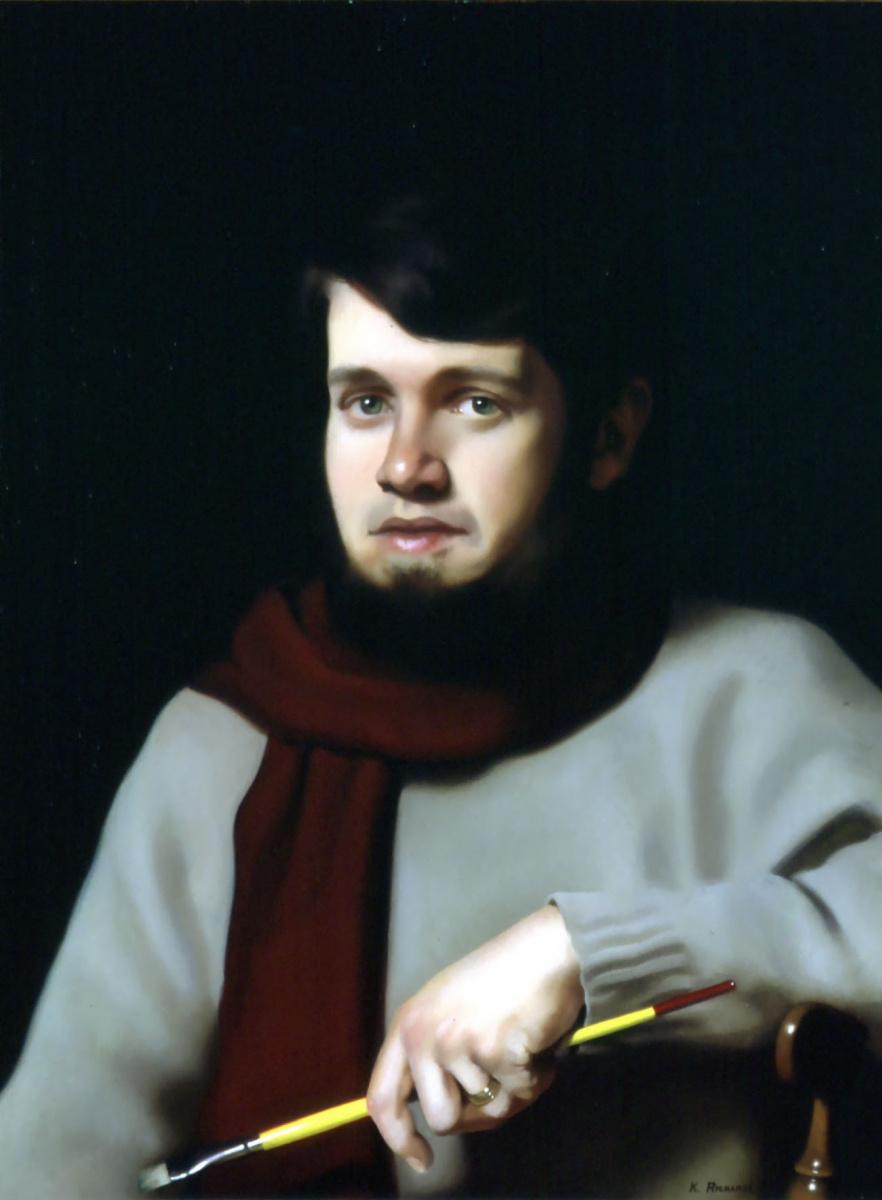 Картины художника ричардс кирк