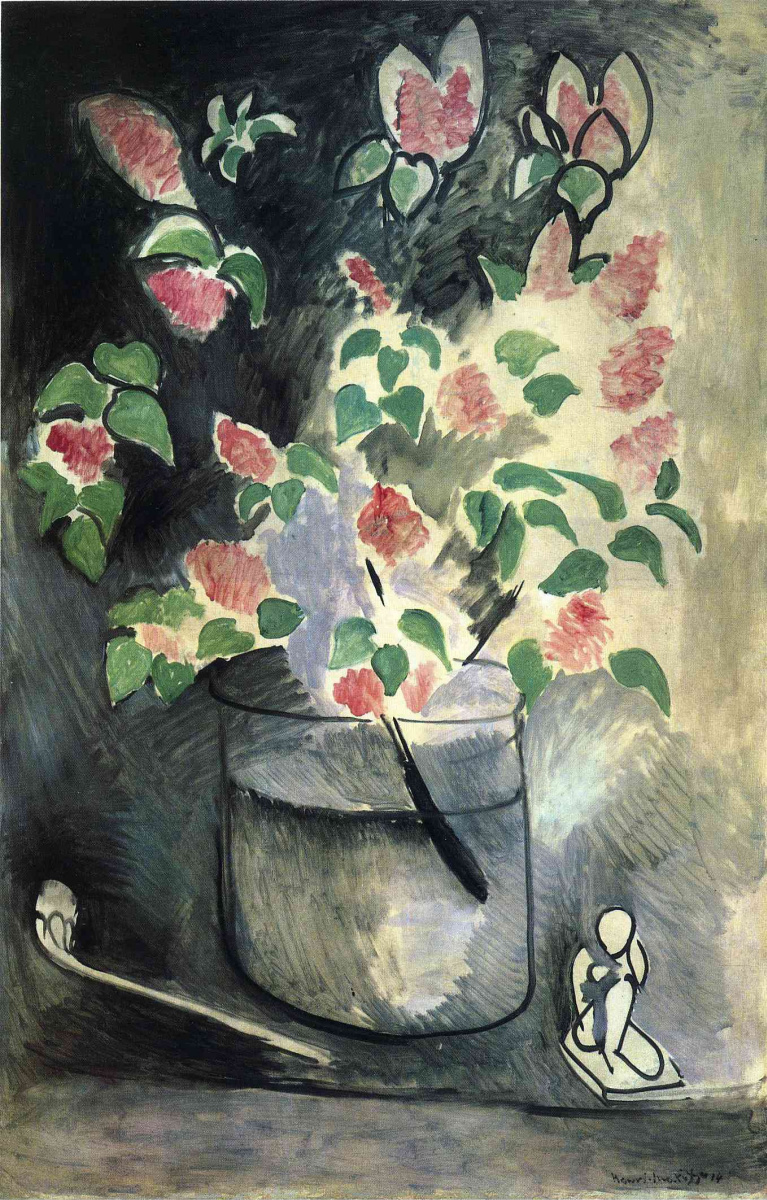 Анри Матисс. Нежность цветов