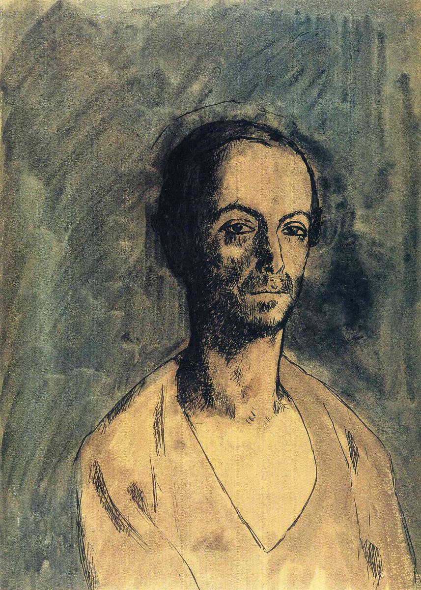 Пабло Пикассо. Каталонский скульптор Маноло