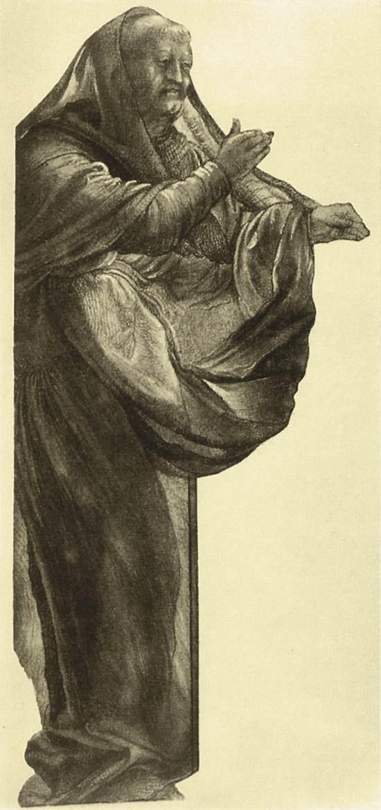 Маттиас Грюневальд. Апостол