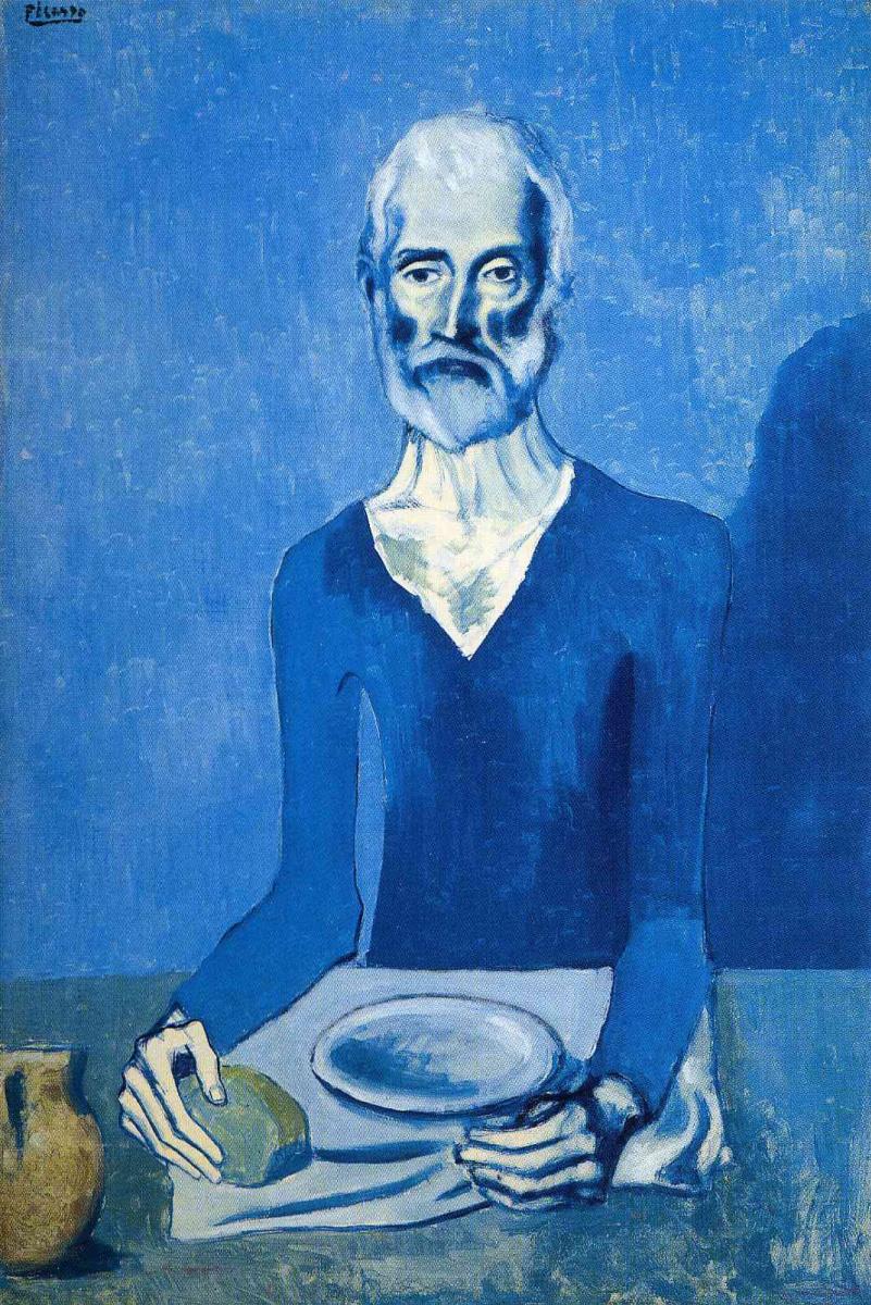 Пабло Пикассо. Аскет