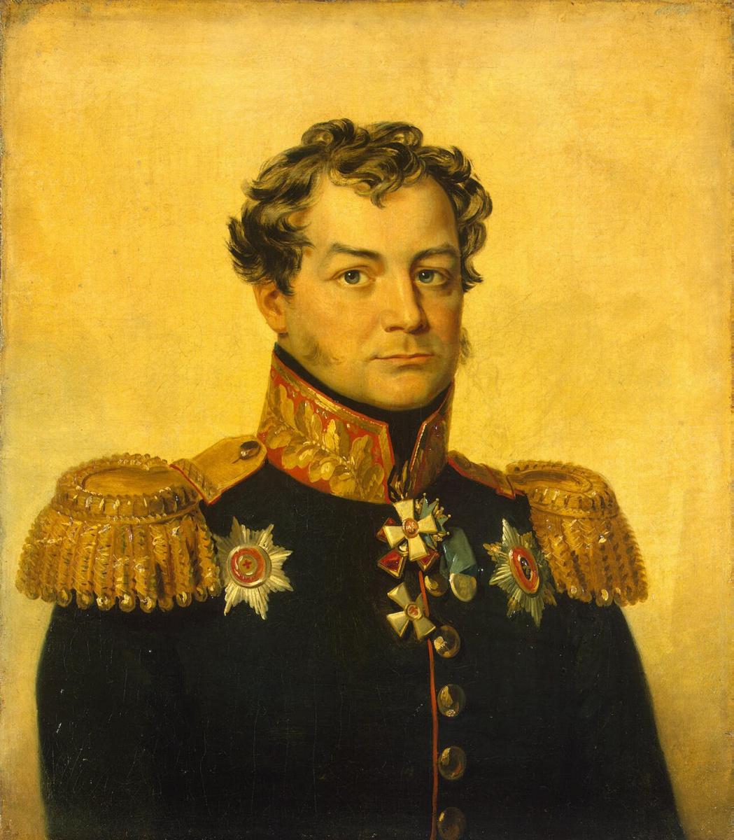 Джордж Доу. Портрет Кирилла Федоровича Казачковского