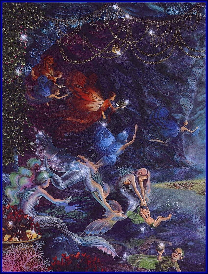 Carr Carol Macklin. Dreams of mermaids