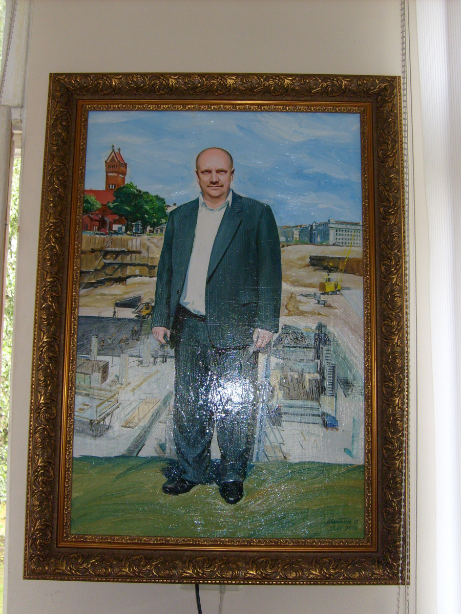 Vlad S. Zharkevich. Грушевич Александр Ивановичю