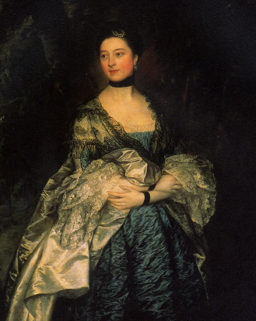 Thomas Gainsborough. Lady Alston