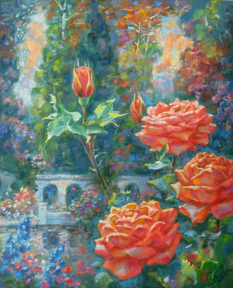 Natalya Savenkova. Дивный сад