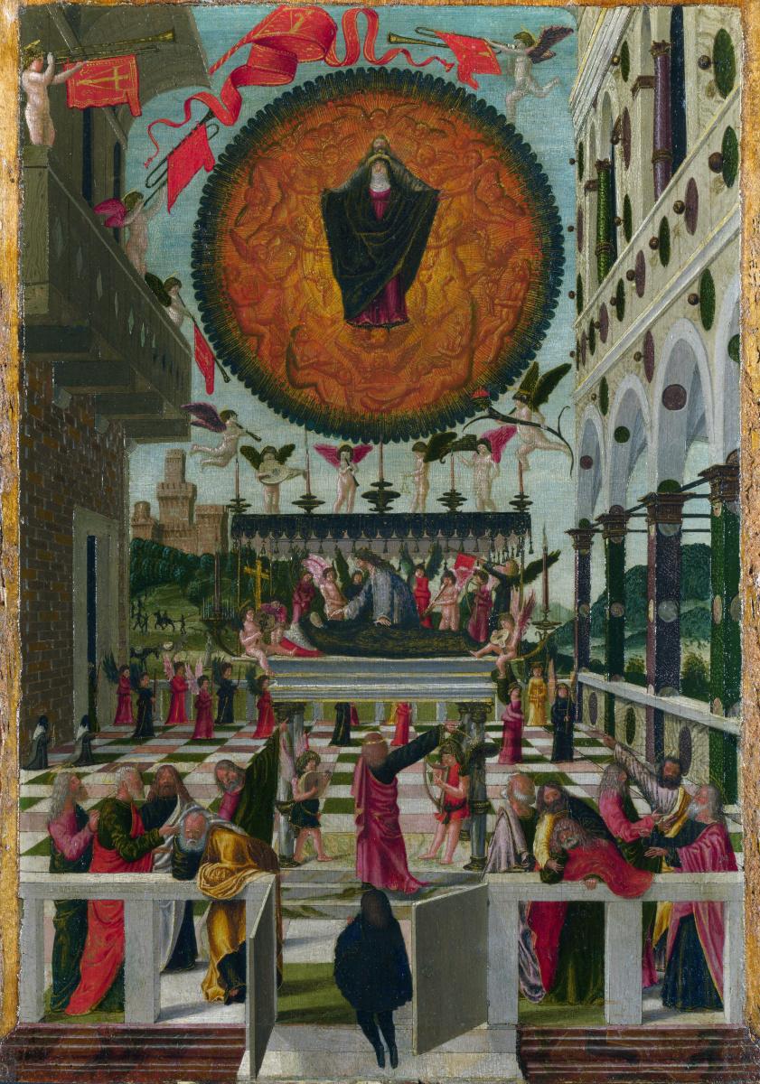 Виченца Джероламо. Успенский и Успения Пресвятой Богородицы
