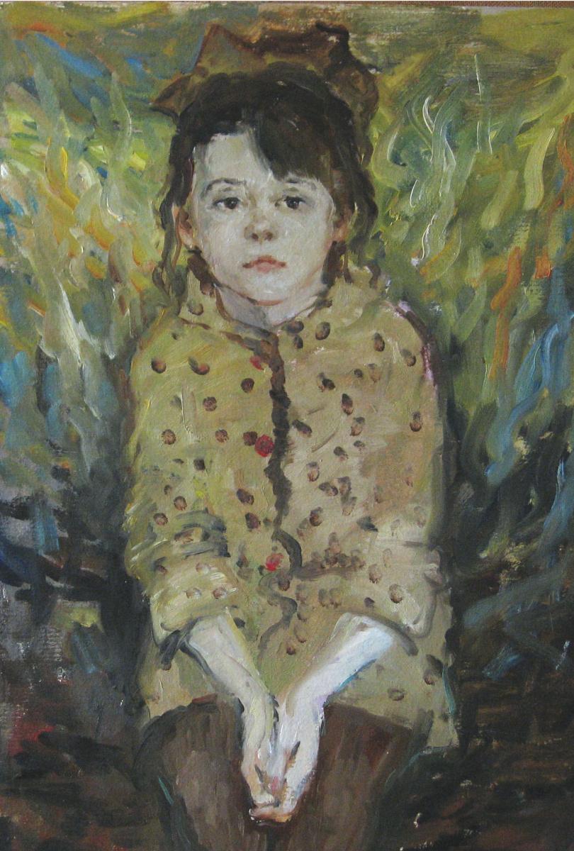 Александр Викторович Беляков. Женя