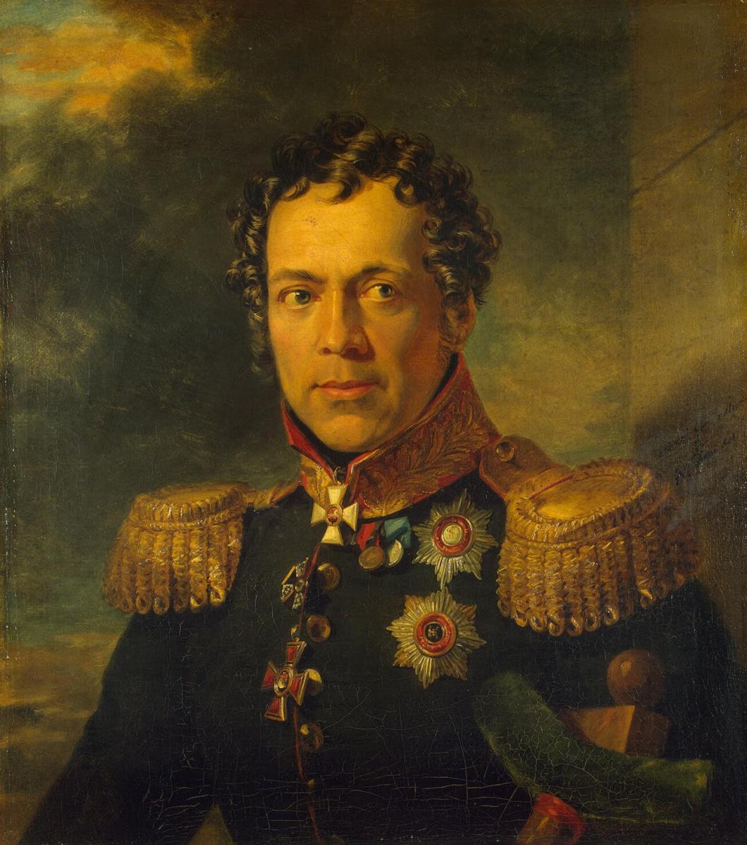 Джордж Доу. Портрет Алексея Николаевича Бахметева