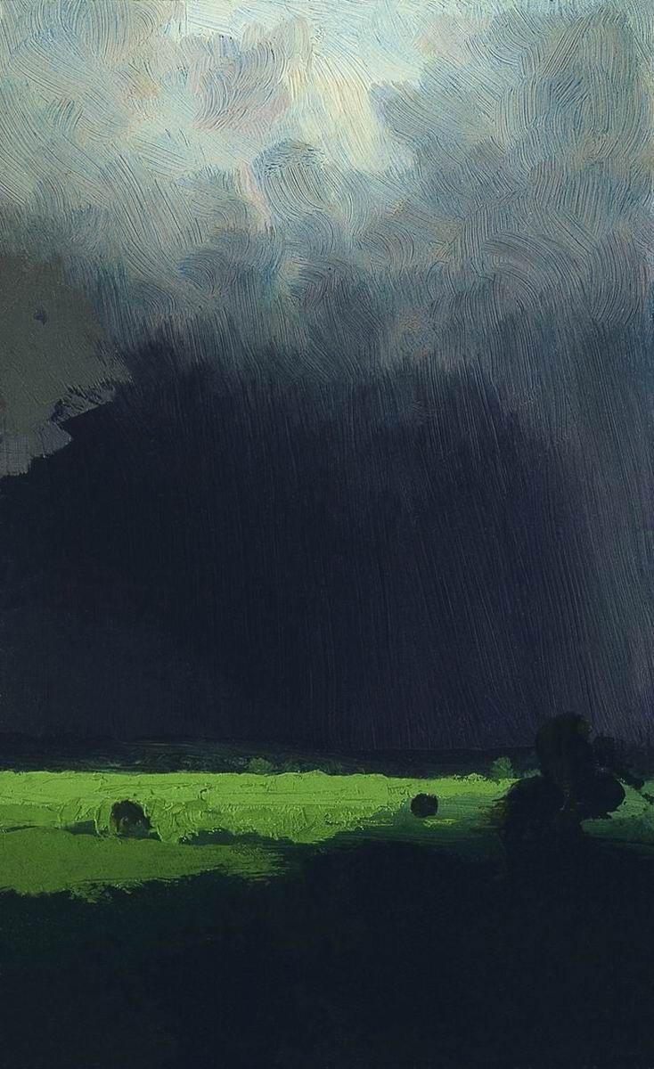 Архип Иванович Куинджи. После дождя