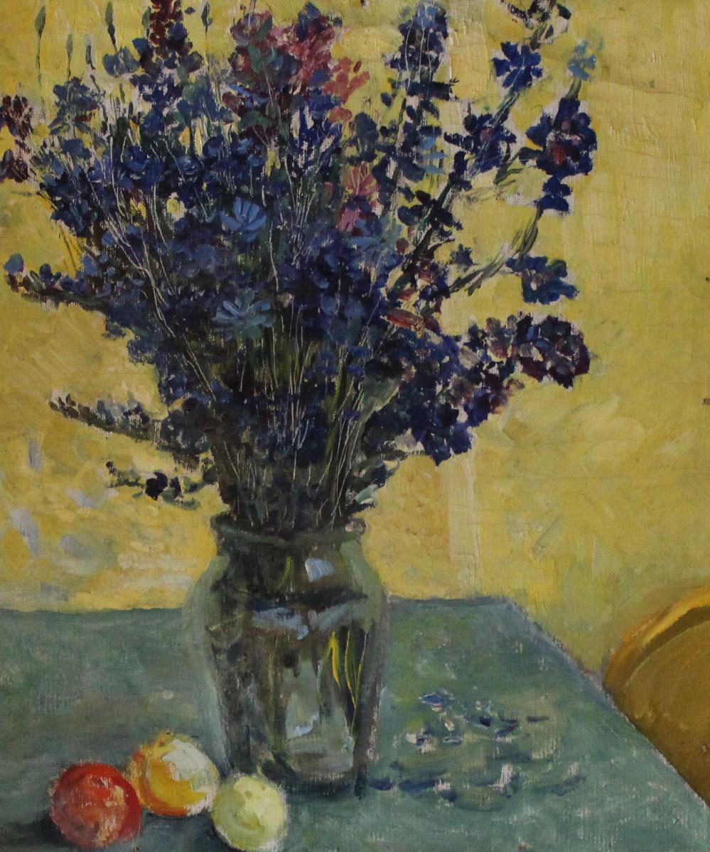 Vasily Fadeevich Demin. Chicory