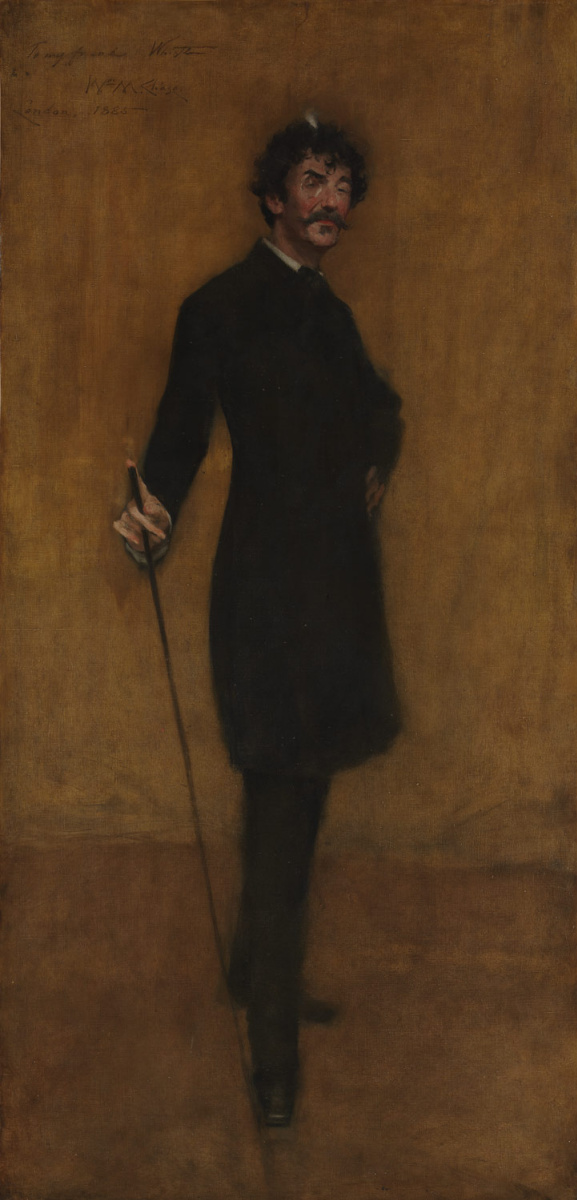 William Merritt Chase. James Abbott McNeill Whistler