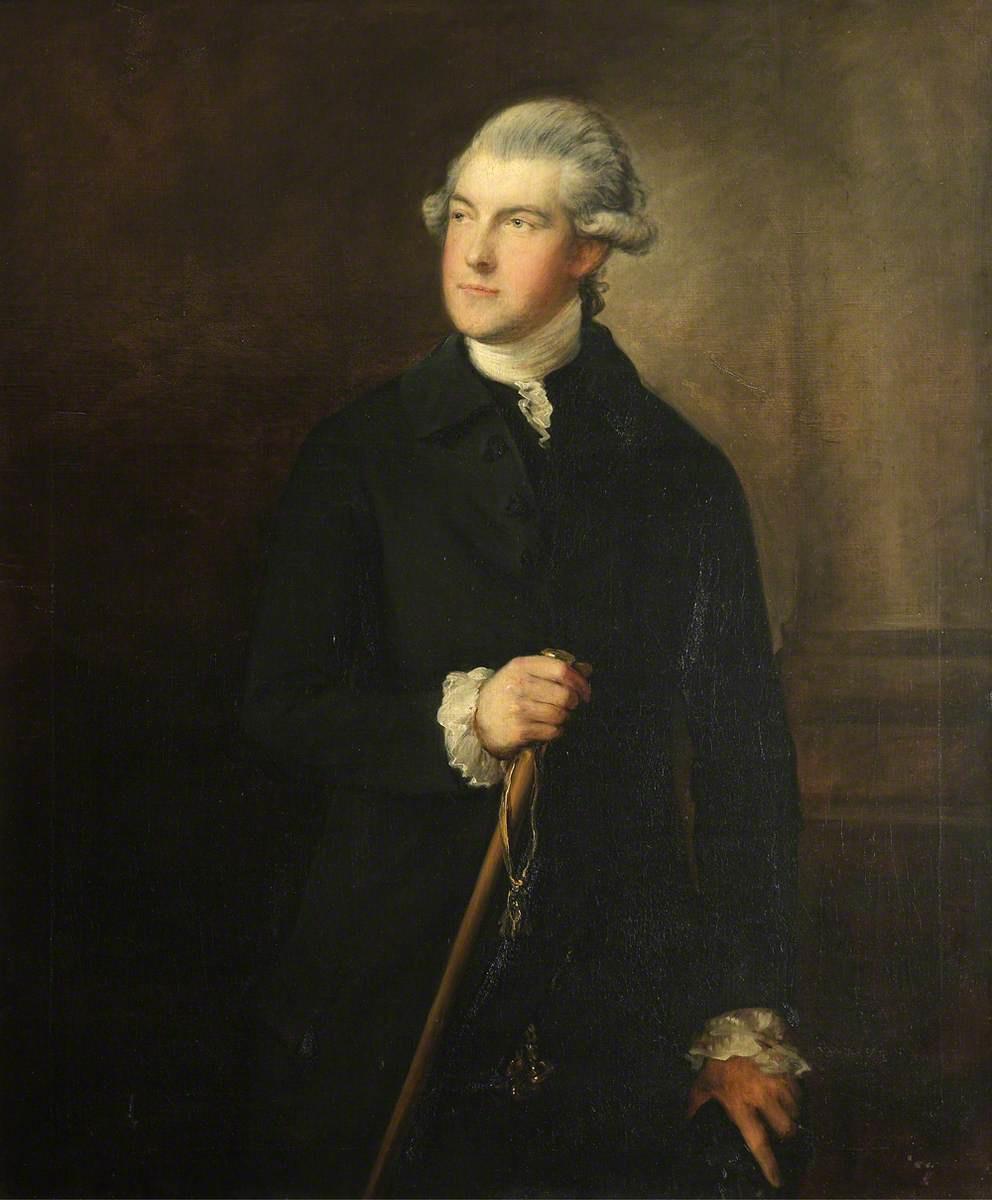 Томас Гейнсборо. Филипп Йорк I