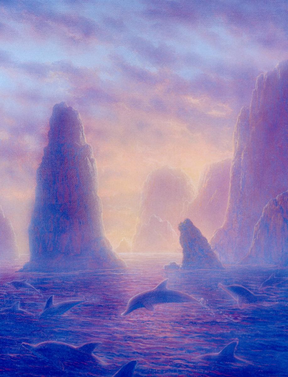 Гилберт Уильямс. Рассвет дельфинов