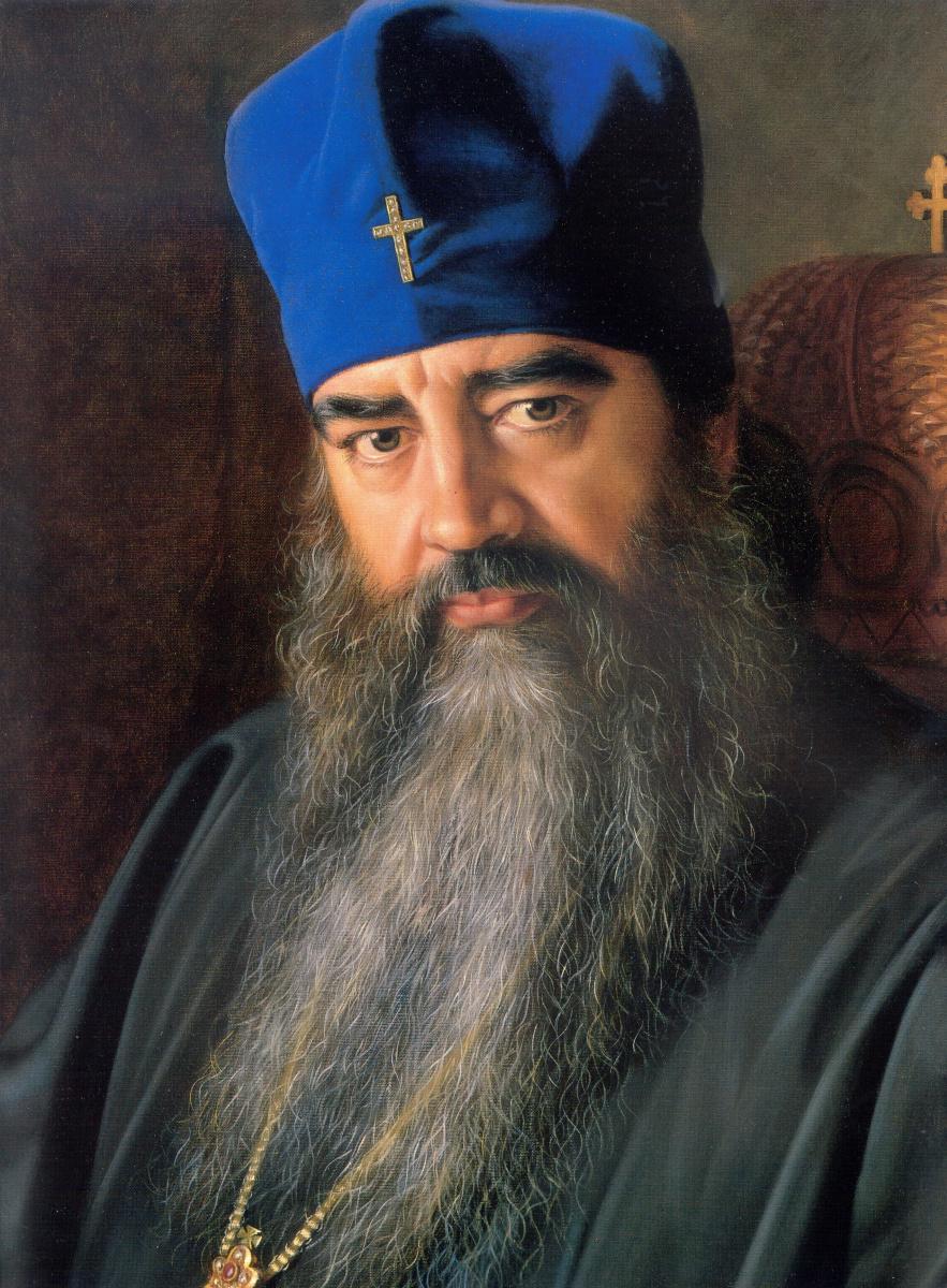 Александр Максович Шилов. Митрополит Филарет