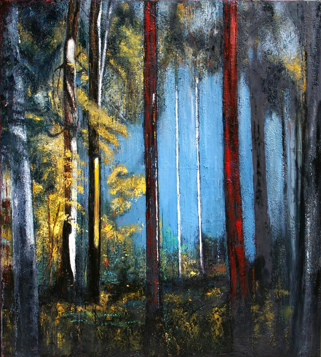 Natalia Bagatskaya. Enchanted Forest