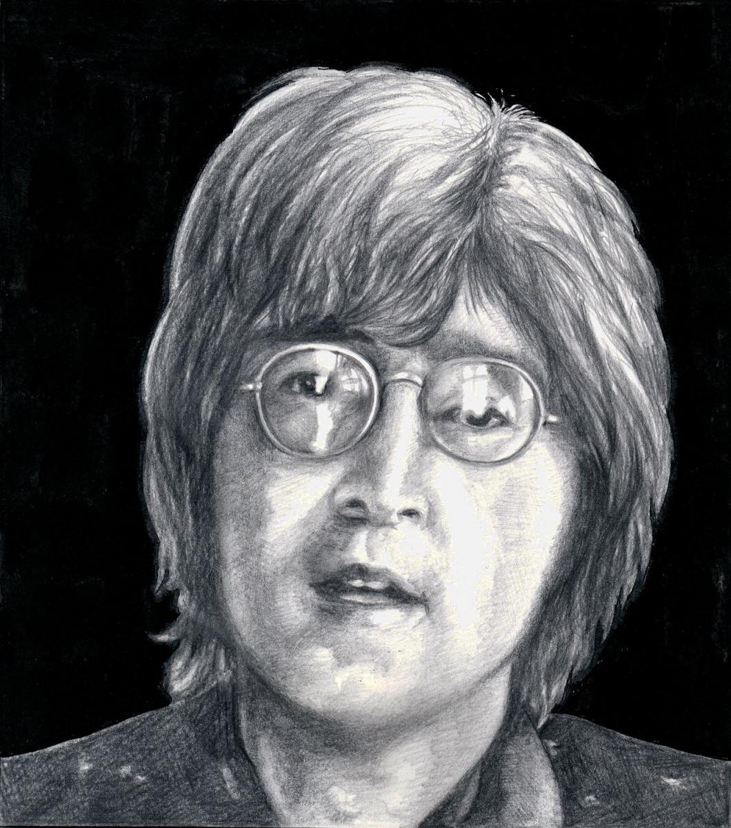 Vladimir Vasilyevich Abaimov. Sir John Lennon