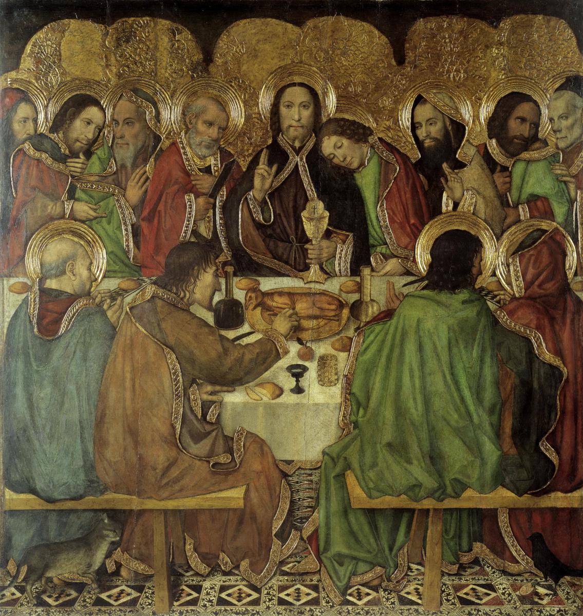Jaime Yge. Last Supper