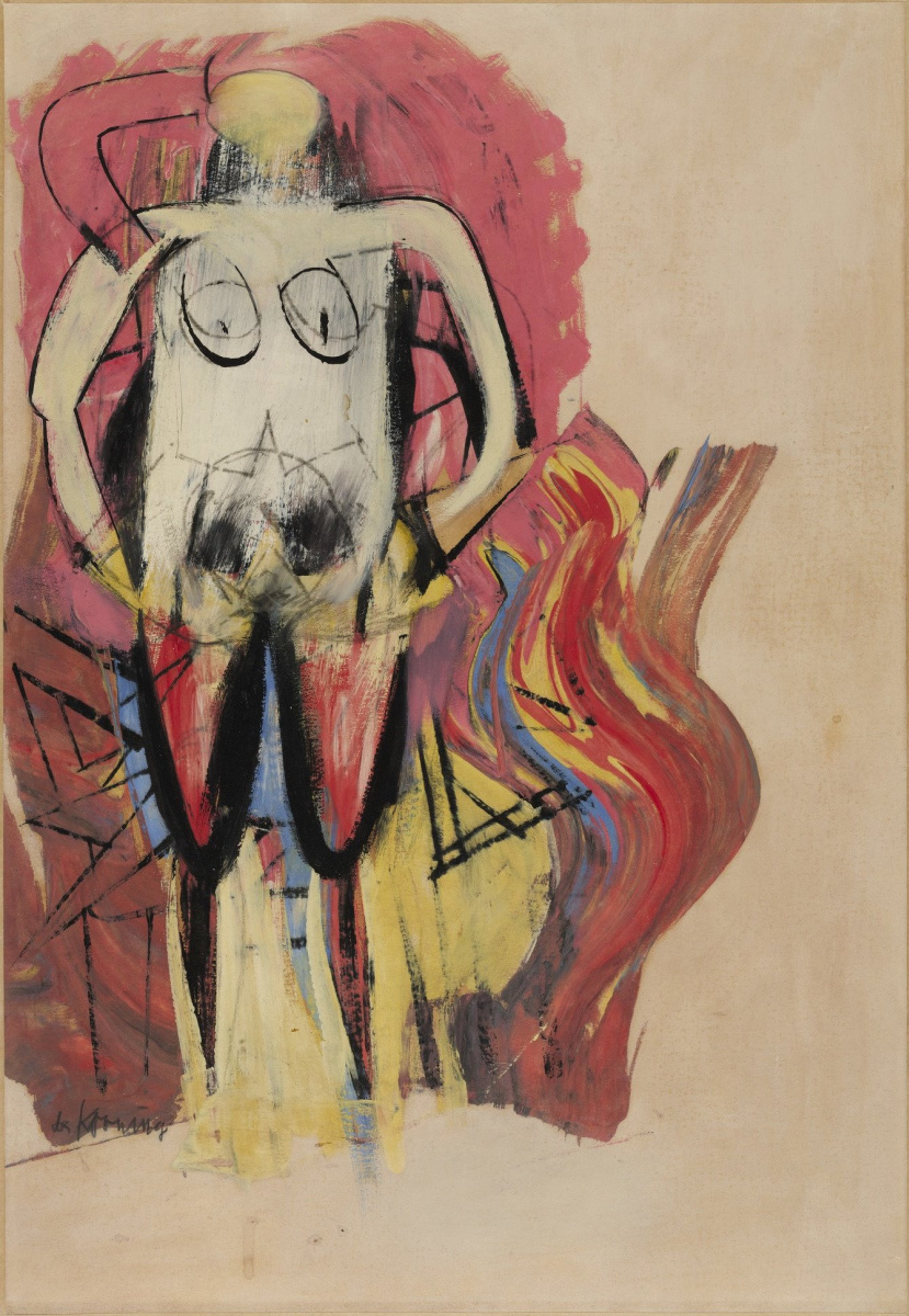 account of the life and artworks of willem de kooning Record-setting $663 m de kooning leads $2775 m christie's postwar and contemporary auction, but sales still down by nate freeman posted 11/16/16 12:40 am willem de kooning, untitled xxv.
