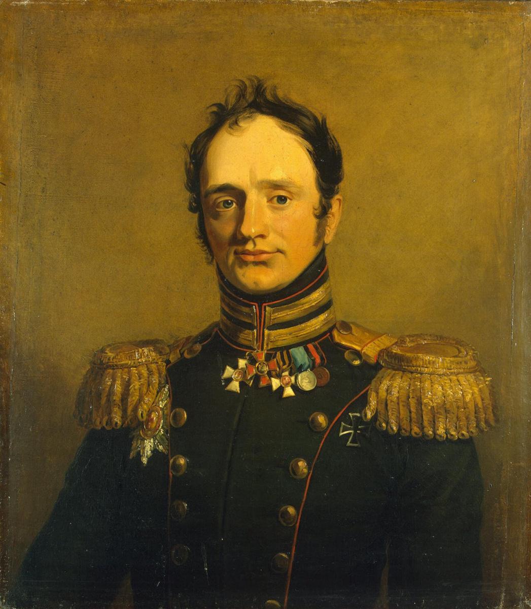 Джордж Доу. Портрет Бориса Христофоровича Рихтера