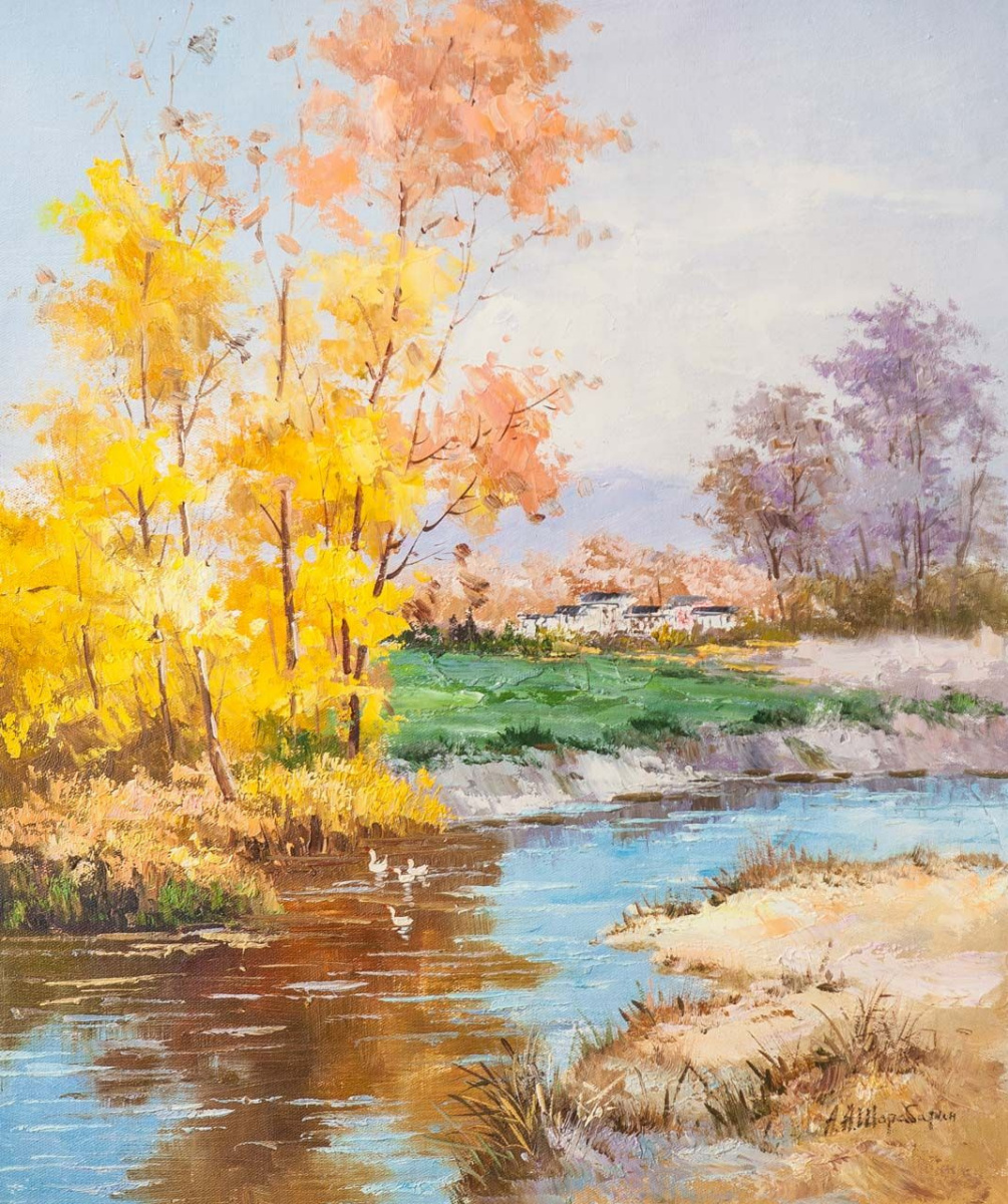 Andrey Sharabarin. Autumn elegy