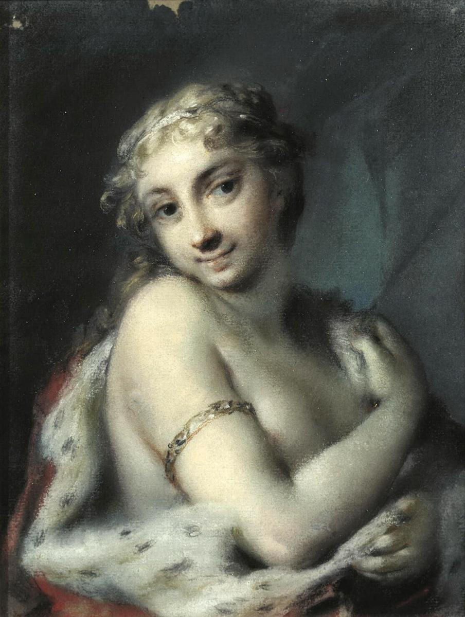 Розальба Каррьера (Каррера). Зима