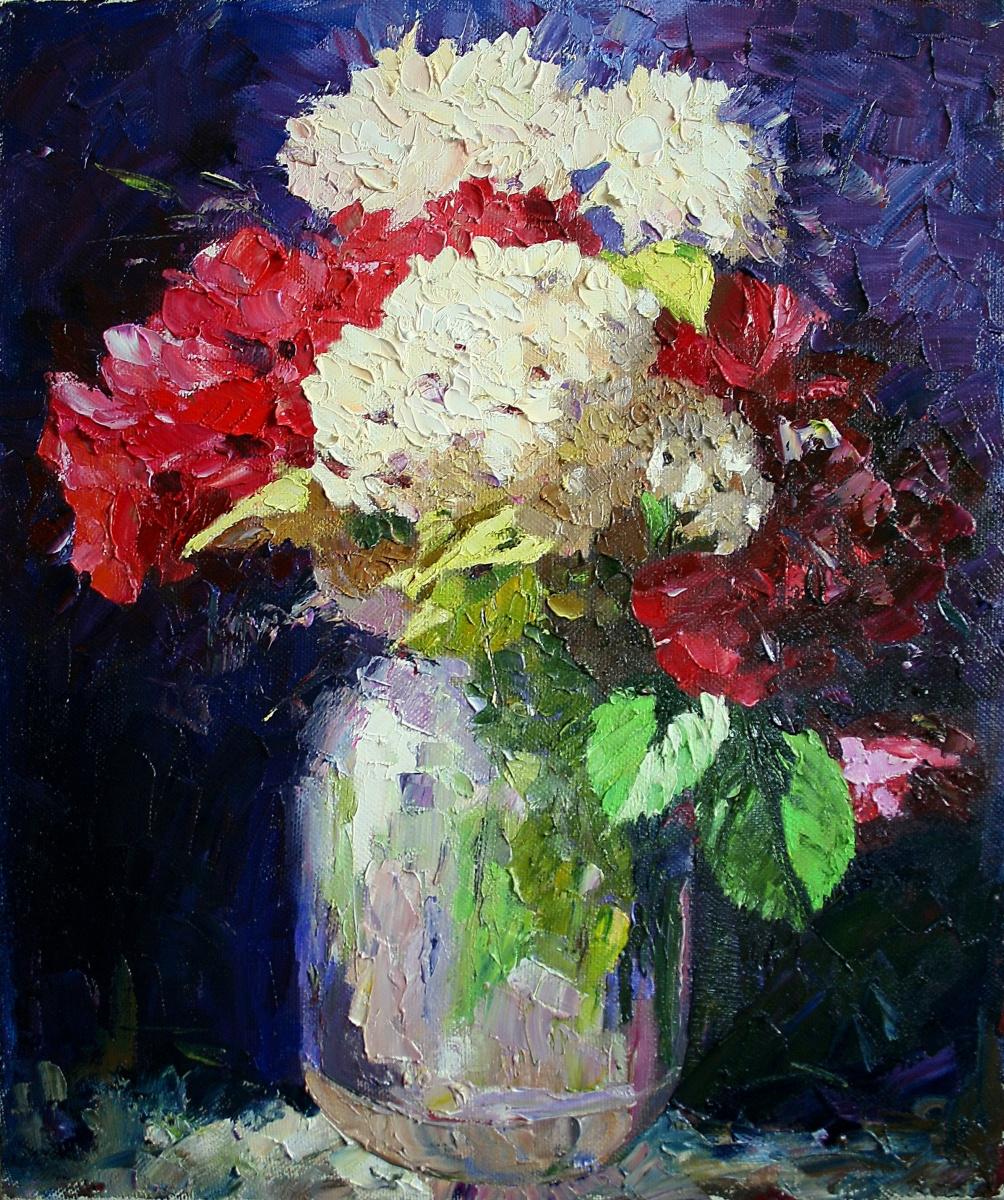 Mikhail Rudnik. Flowers No. 23