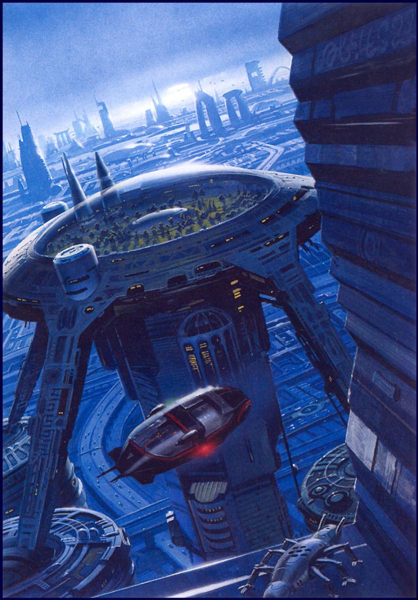 Крис Мур. Космические машины