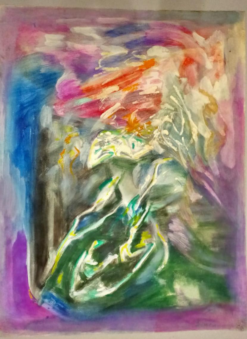 Zenon Petrovich Komissarenko. Untitled
