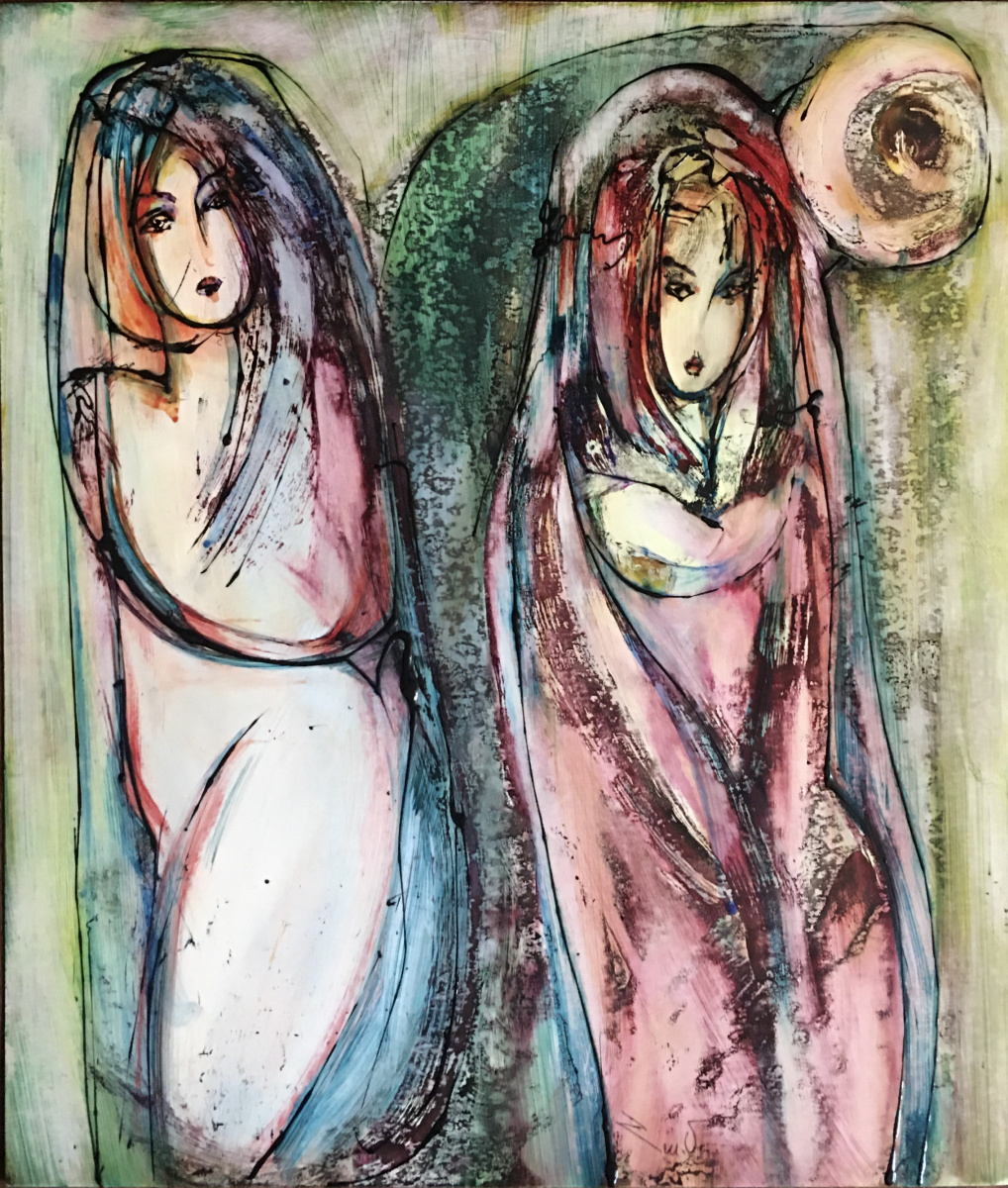 Mariam Hambaryan. The full moon