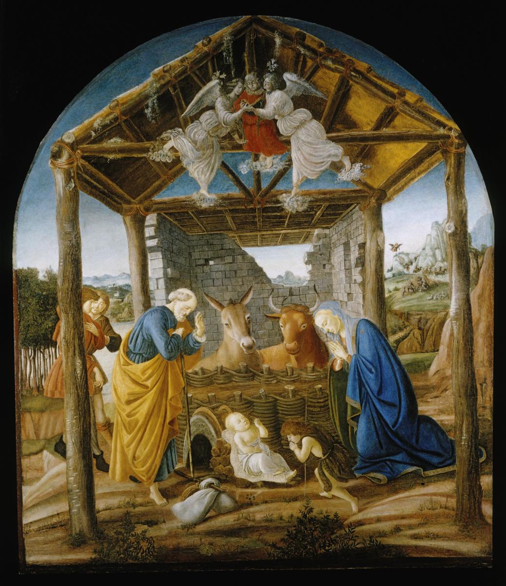 Sandro Botticelli. Christmas