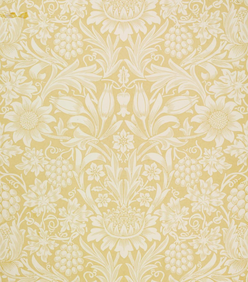 William Morris. Sunflower