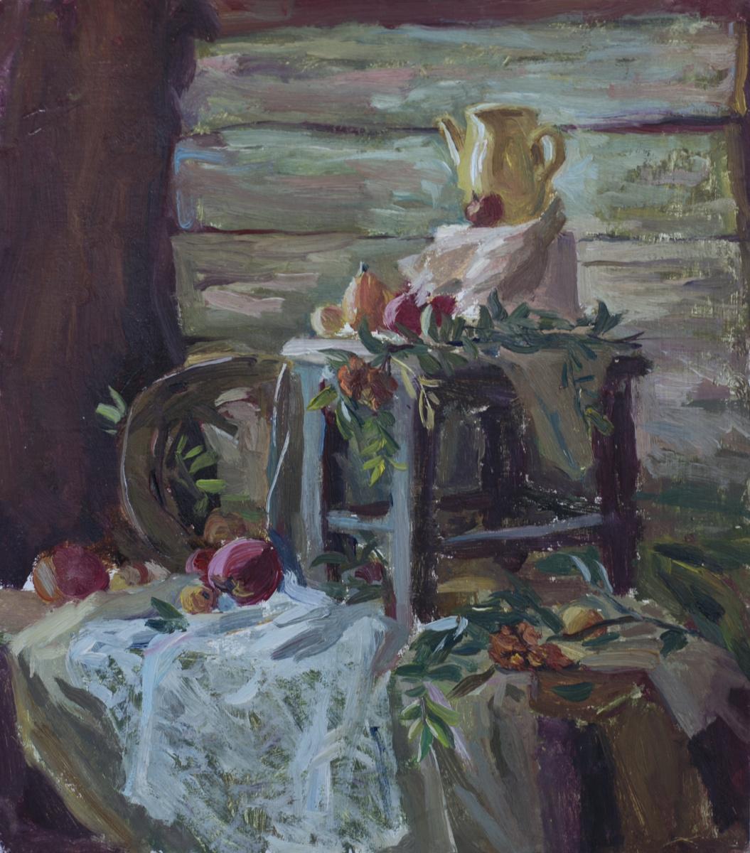 Tanika Yezhova. Harvest
