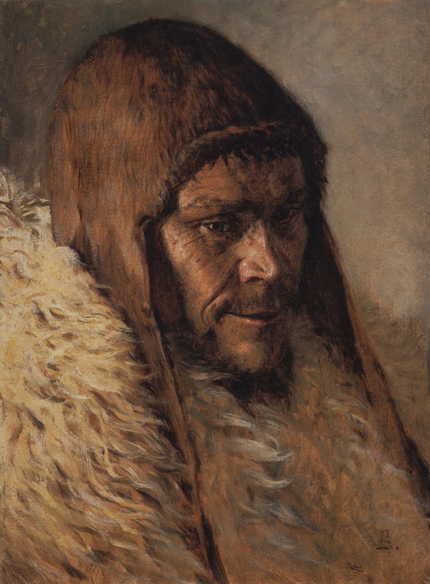 Василий Васильевич Верещагин. Зырянин