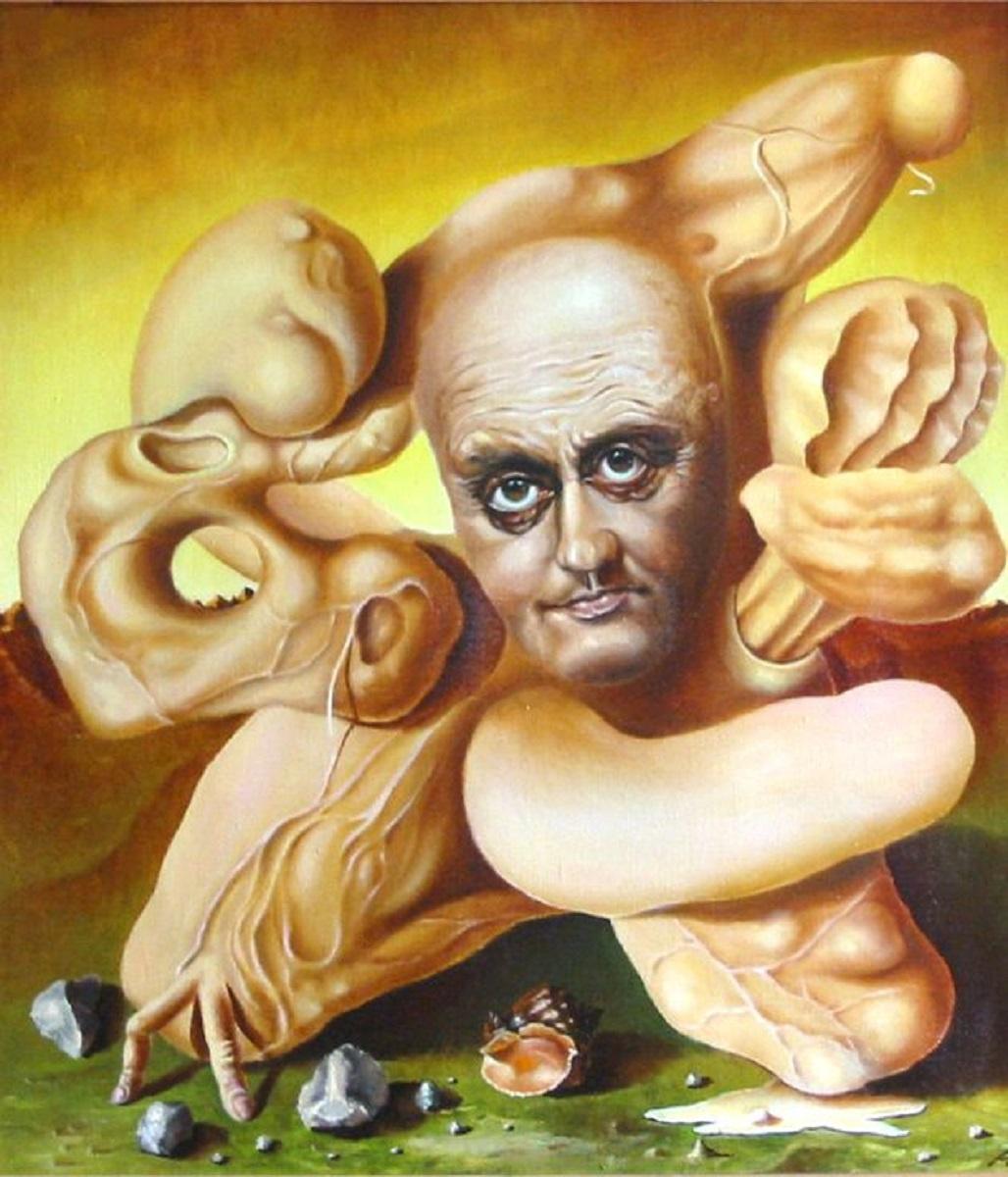 Vladimir Abaimov. Fighting Passions
